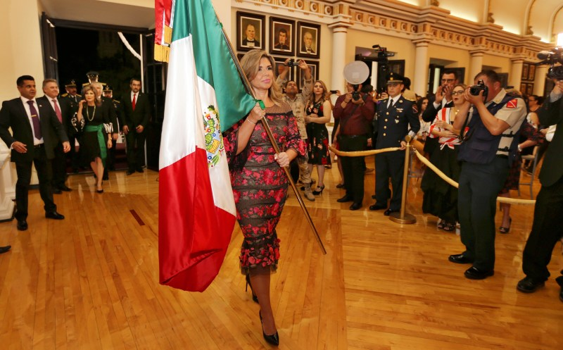 CELEBRA GOBERNADORA LA INDEPENDENCIA DE MÉXICO